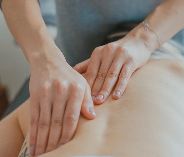 Taller de masajes